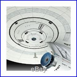 1/500 Star Trek NCC-1701 USS Enterprise (movie version) Free Shipping