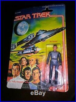1978 Vintage Mego STAR TREK The Movie Action Figures lot