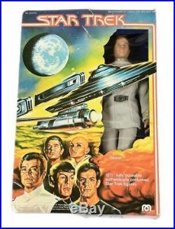 1979 Mego Star Trek The Motion Picture 12 Decker Figure VG-EX Box
