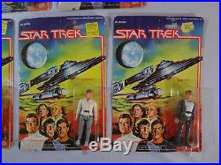 1979 Vintage Mego STAR TREK Motion Picture KIRK MCCOY SCOTTY DECKER ILLIA MIP