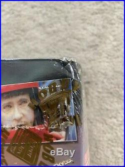 1998 Star Trek Insurrection Movie Trading Cards Factory Sealed Box