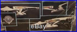 Amt Matchbox 1/537 Uss Enterprise Star Trek The Motion Picture #s970 1979 Nisb