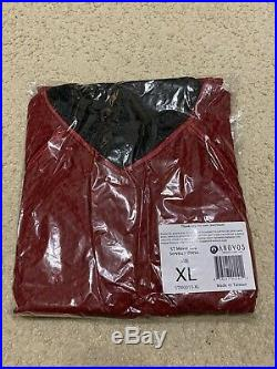 Anovos Star Trek Uhura Red Starfleet Dress Officer Crew Costume Movie Prop (XL)