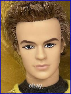 Barbie Black Label Star Trek Doll Lot Kirk Uhura Spock Star Trek Movie Dolls