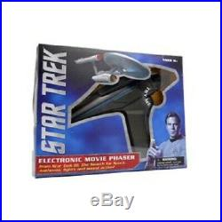 DIAMOND SELECT TOYS Art Asylum Star Trek III Electronic Movie Phaser