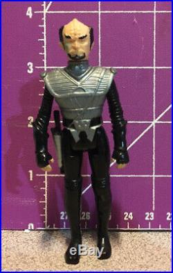 MEGO 1979 STAR TREK The Motion Picture KLINGON 3.75 Vintage Action Figure Rare