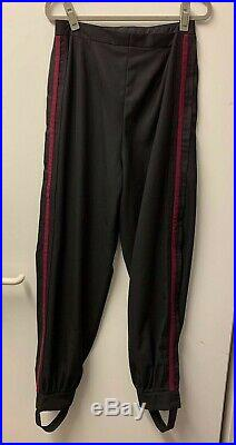 Maroon Movie II-VI Uniform Hose Star Trek original Replica high end
