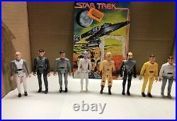 Mego Star Trek Figures Movie Motion Picture Klingon Rigellian Arcturian And More