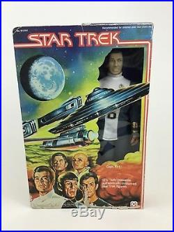 Mego Star Trek Motion Picture 12 Captain Kirk Poseable Figure Vintage 1979 New