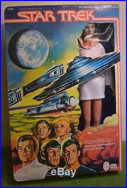 Mego Star Trek The Motion Picture 1979 Llia Action Figure