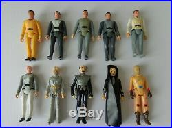 Mego Star Trek The Motion Picture 1979 Megarite, Klingon, Zaranite, Arcturian, Ilia