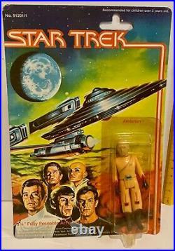 Mego Star Trek The Motion Picture ARCTURIAN Figure MIP USA/Hong Kong 1979