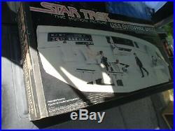 Mego Star Trek The Motion Picture U. S. S. Enterprise Bridge IN BOX