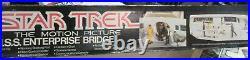 Mego Vintage Star Trek The Motion Picture 1979 U. S. S. Enterprise Bridge $569
