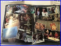 Movie Press Kit Star Trek IV The Voyage Home Publicity Photos Handbook 1986