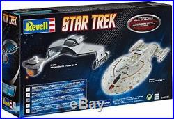 New 1/600 Star Trek NCC-1701 USS Enterprise Movie Ver Japan Figure Toys