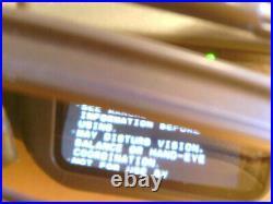 Olympus Eye-Trek Movie Glasses fmd-200 (like sony glasstron)