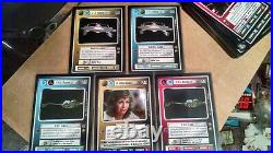 Pick Your Star Trek CCG The Motion Pictures Dual Rare Decipher