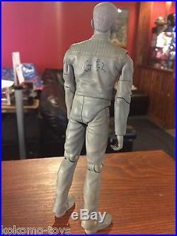 Prototype Test Shot Figure Star Trek Riker Nemesis Movie 7.5 Inch #X7