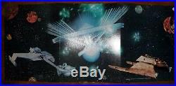 Rare Vintage Star Trek Space Design Center Avalon 1979 Star Trek Motion Picture