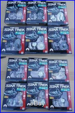 SF Movie Star Trek Treck ROMANDO VOL. 2 1/7000 complet set 12! New Japan LTD
