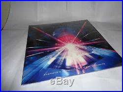 STAR TREK THE MOTION PICTURE SOUNDTRACK BLUE MARBLE vinyl NEW RARE