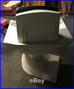 Star Trek 2009 Movie Captain Kirk Starship Chair Prop Vintage Life Size Abrams