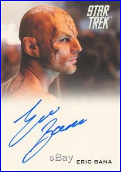 Star Trek 2009 Movie Eric Bana Autograph