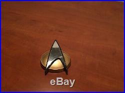 Star Trek 4 Phaser, Medizinischer Tricorder, Comm Badges TNG First Contact Movie