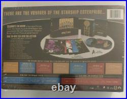 Star Trek 50th Anniversary Original Series TV and Movie Collection Blu-ray 2016