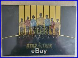 Star Trek 50th Anniversary TV and Movie Collection (Blu-ray Disc, 2016) New