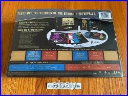 Star Trek 50th Anniversary TV and Movie Collection Blu-ray + Roddenberry Vault