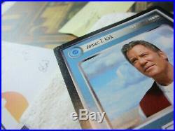 Star Trek CCG TMP MOTION PICTURES UR James T Kirk 56UR GEM MINT 1 small defect