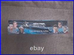 Star Trek CCG The Motion Pictures TMP Sealed Box Unopened Booster Pack STCCG