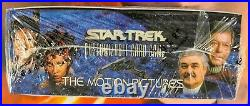 Star Trek Ccg Tcg The Motion Pictures Factory Sealed Booster Box
