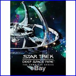 Star Trek Deep Space Nine The Complete Series (DVD) Action Adventure Home Movie