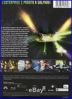 Star Trek Enterprise Stagioni 01 04 (24 Blu-ray Disc) Serie Tv Completa