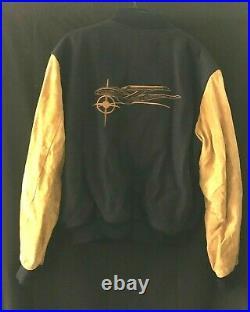 Star Trek First Contact Movie Crew Jacket (Large) from VFX Studio Staff RARE