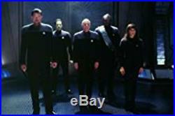 Star Trek I-X Movie Blu-ray 50th Anniversary Box Steelbook Free Shipping (3457N)