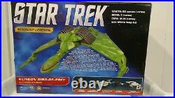 Star Trek IV Movie Klingon Bird of Prey by Diamond Select (Pre-owned)
