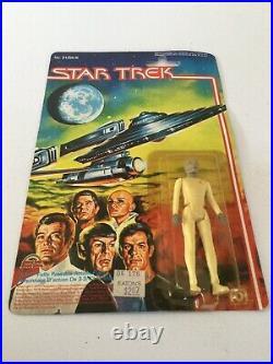 Star Trek Motion Picture Rigellian 1979 vintage unopened MOC Mego grand toys