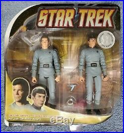 Star Trek Motion Picture TMP Kirk & Spock 2 Pack Diamond Select Toys R Us