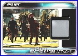 Star Trek Movie 2009 Various Autograph Auto Costume Relic Rewards Singles