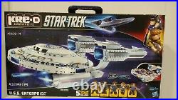 Star Trek Movie Reboot U. S. S Enterprise NCC-1701 by Kre-O