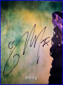 Star Trek Nemesis Tom Hardy full autograph signed 27x40 D/S movie poster
