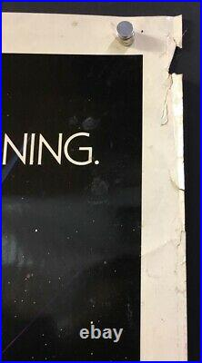 Star Trek Original Mylar Movie Poster Shatner Nimoy 1979 Hollywood Posters