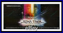 Star Trek The Motion Picture'79 Movie Poster Billboard Bob Peak Art Mint