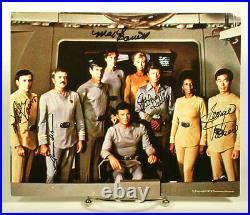 Star Trek The Motion Picture Cast Autographed signed 8x10 photo withcoa 5 Of 9