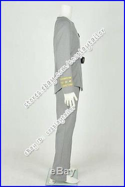 Star Trek The Motion Picture Class A Spock Kirk Cosplay Costume Uniform Outfit
