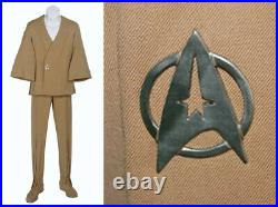 Star Trek The Motion Picture Collection of (2) hero Screen Used Costumes STMP